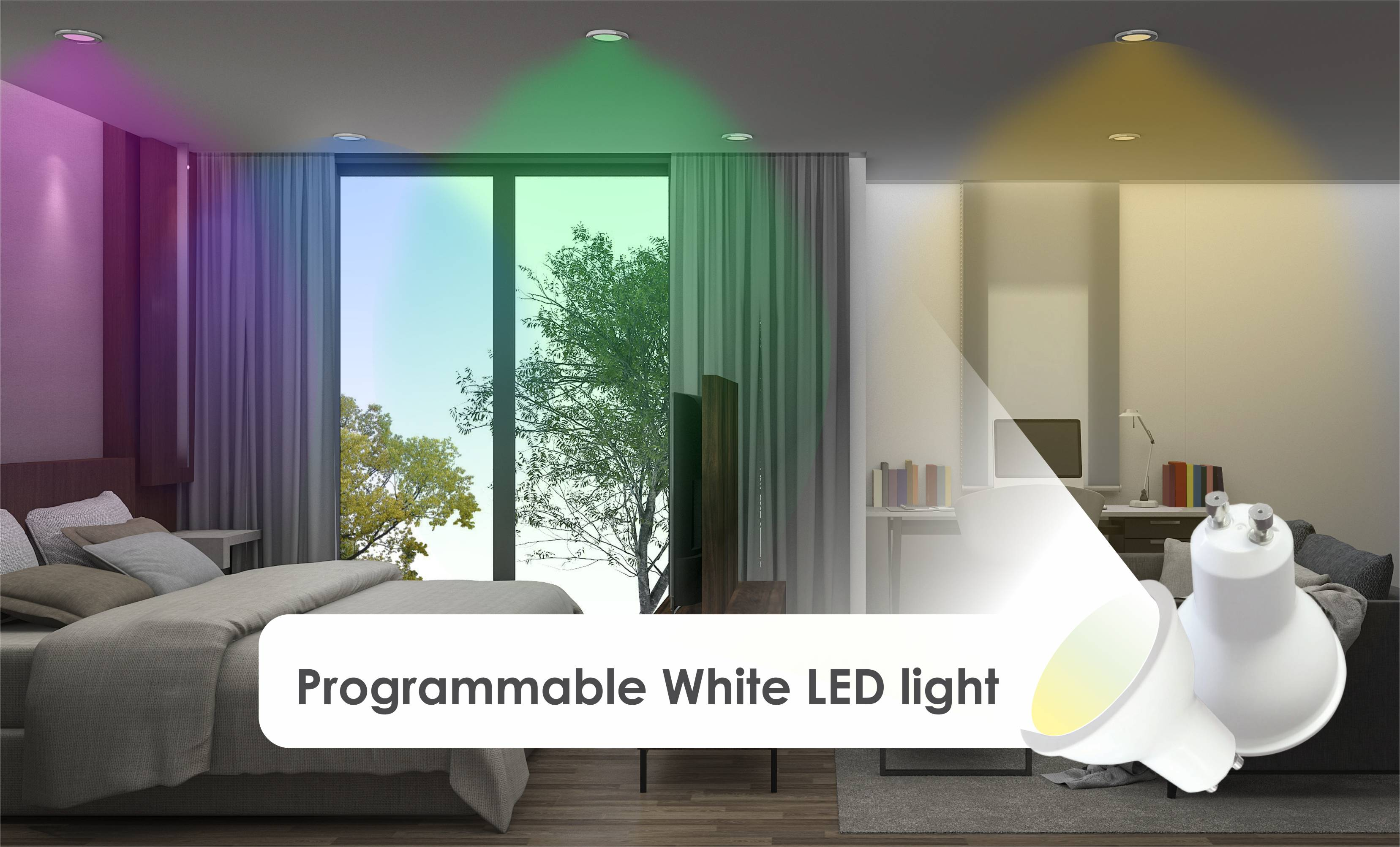Programmable Led Downlight